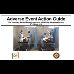 Adverse Event Action Guide for Voluntary Medical Male Circumcision by Surgery or Device, 2nd Edition, 2016