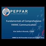 Fundamentals of Comprehensive VMMC Communication