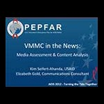 News Media Surveillance: Media Survey Description and (Limited) Data Discussion by Kim Seifert-Ahanda, USAID