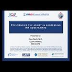 Efficiencies That Assist in Addressing HR Constraints