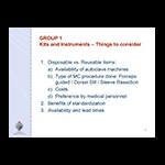 Logistics and Commodities Questions