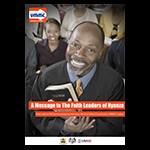 Kenya - Pamphlet (For Faith Leaders)