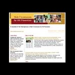 Newsletter of the Clearinghouse on Male Circumcision for HIV Prevention - March 2010