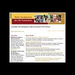 Newsletter of the Clearinghouse on Male Circumcision for HIV Prevention - October 2009