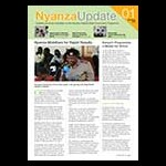 Nyanza Update No.1, December 2009