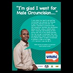 "Kenya poster: ""I'm glad I went for male circumcision"""