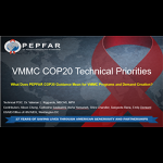 VMMC COP20 Technical Priorities: What Does PEPFAR COP20 Guidance Mean for VMMC Programs and Demand Creation? - Presentation