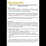 UNICEF U-Report SMS Pilot