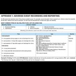 Adverse Event Action Guide for Voluntary Medical Male Circumcision by Surgery or Device (Appendix 1: Adverse Event Recording and Reporting)