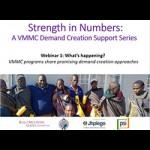Strength in Numbers Webinar, Part 1