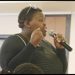 South Africa Woman Advocates for VMMC