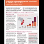 Scale-up of Voluntary Medical Male Circumcision for HIV Prevention in Africa: Update on Priority Countries – July 2014