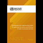 Considerations for Implementing Models for Optimizing the Volume and Efficiency of Male Circumcision Services for HIV Prevention