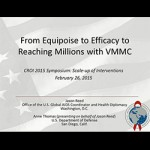 From Equipoise to Efficacy to Millions Reached - CROI 2015