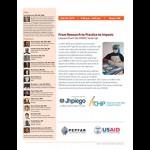 MCHIP/Jhpiego AIDS 2014 Satellite Session Flyer