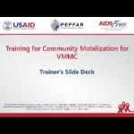thumbnail_VMMC Demand Creation Training Slide Deck