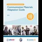 Communication Materials Adaptation Guide