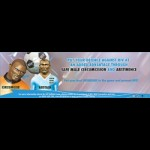 """Botswana poster: """"Put up your defence..."""""""