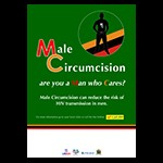 Circumcision: Are You a Man Who Cares? Poster