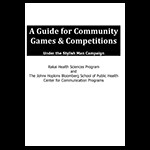 Community games and competitions guide