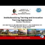 thumbnail_institutionalizing_training_KZN WHO