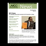 MCC News - Dec 2011, Issue 33