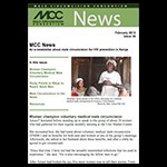 MCC News - Feb 2012, Issue 35