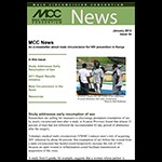 MCC News - Jan 2012, Issue 34