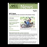 MCC News - April 2012, Issue 37