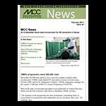 MCC News - Feb 2013, Issue 44
