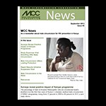 MCC News - September 2013, Issue 46