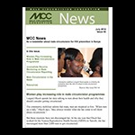 MCC News - July 2012, Issue 40