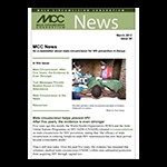 MCC News - March 2012, Issue 36