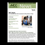 MCC News - May 2012, Issue 38