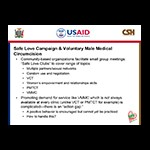 Safe Love Campaign