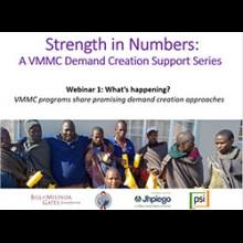 Strength in Numbers Webinar